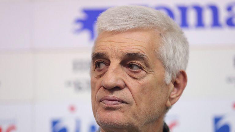 Иван Сеферинов: Български треньор трябва да води националите, не Силвано Пранди