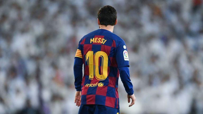 Меси: Нямам търпение да играя отново