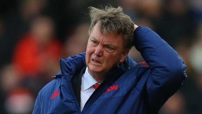 Ван Гаал: Юнайтед е най-богатият клуб, а не купува играчите, от които се нуждаеш