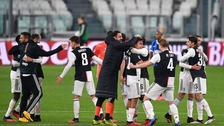 Футболът официално се завръща в Италия