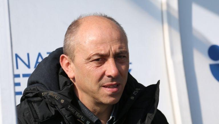 Илиан Илиев: Не си правим сметки - целта е първата шестица
