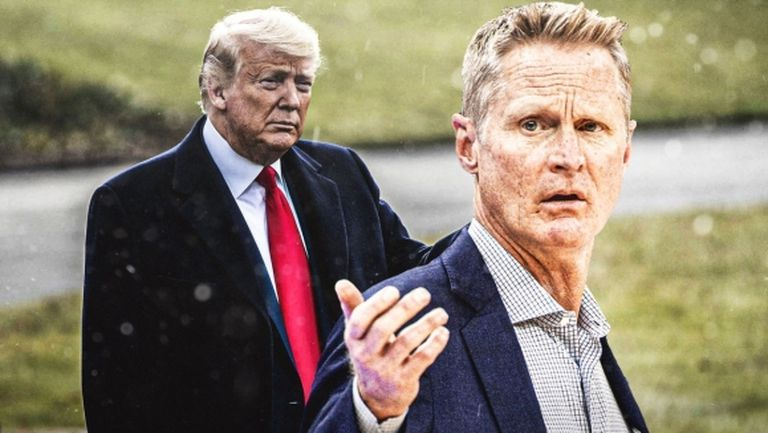 Стив Кър нападна Доналд Тръмп: Затова расистите не трябва да са президенти