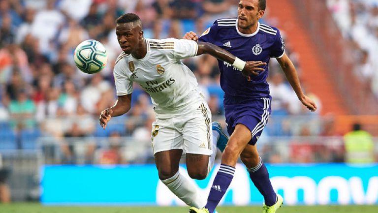 """Реал Мадрид се препъна в първия си мач на """"Бернабеу"""""""
