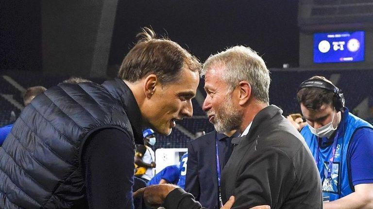Тухел за първи път се срещна с Абрамович и получи добри новини