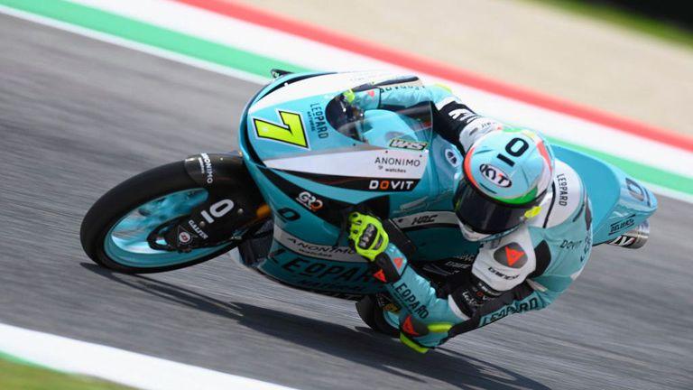 Домакинска победа в Гран При на Италия в Moto3
