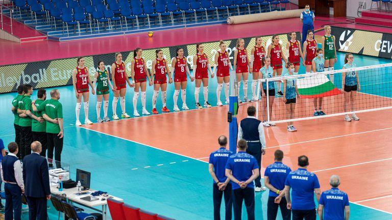 България удари и Украйна в Златната европейска лига