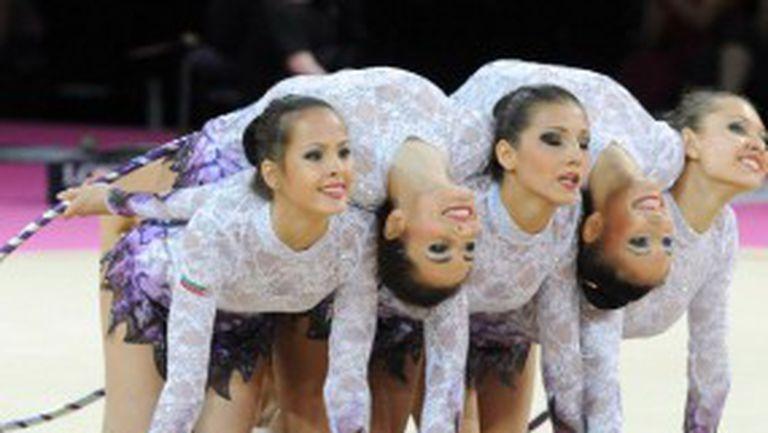 България е световен шампион на ленти и обръчи (ВИДЕО)