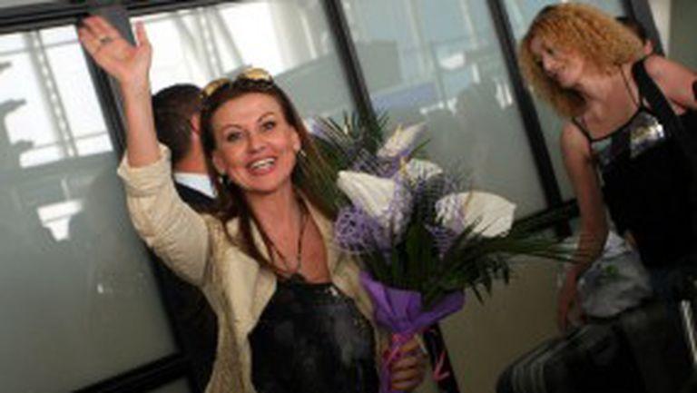 Илиана Раева: На Олимпиадата ще бъде по-лесно (видео)