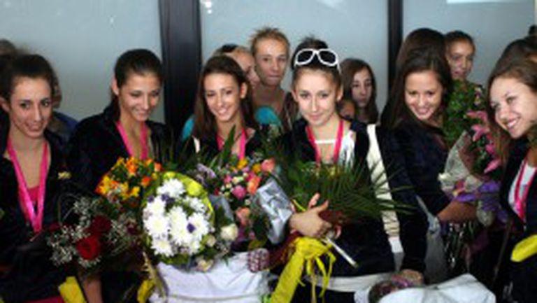 Момичетата от ансамбъла: Само сънувахме златните медали (видео)