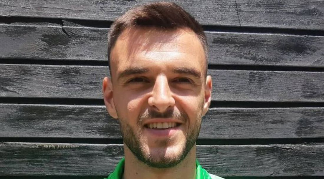 Радослав Терзиев ще играе в Хебър