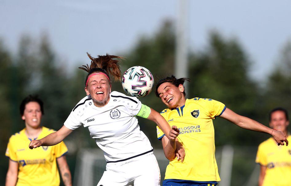 Финал за Купата на България футбол (жени): НСА - Барокко