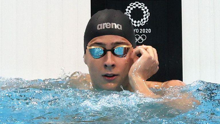 Миладинов: Надявам се утре да се изкефя и да зарадвам България с едно добро плуване