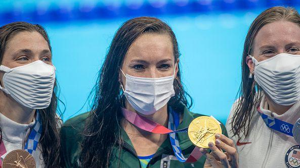 Шьонмакер донесе първо олимпийско злато за ЮАР в Токио със световен рекорд