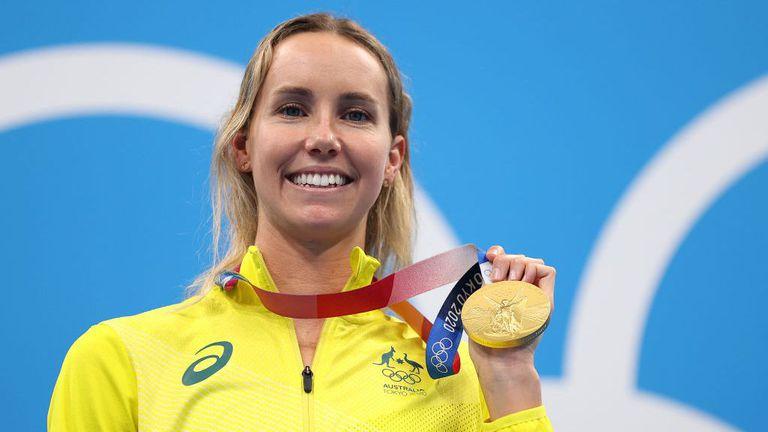 Невероятна МакКион грабна златото на 100 м св.стил и донесе шеста титла на Австралия