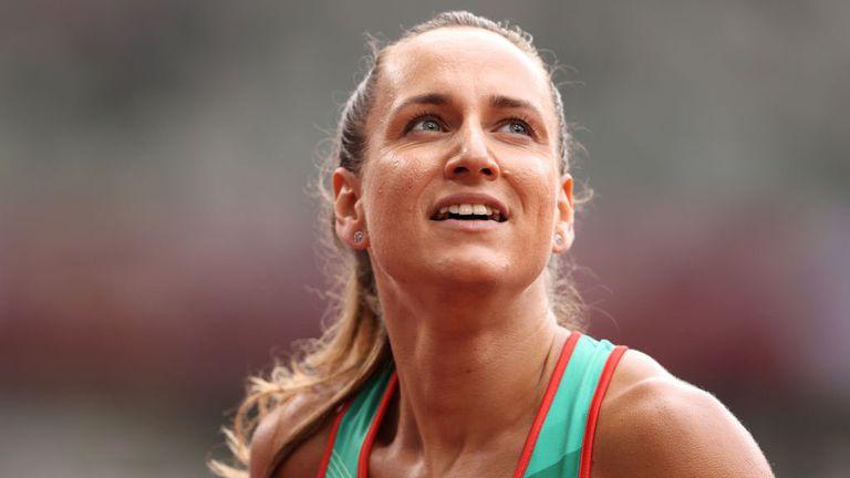 Инна Ефтимова отпадна в сериите на 200 метра