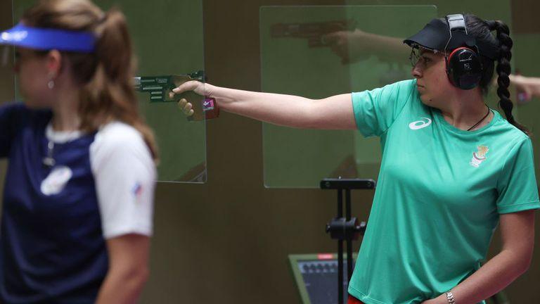 Антоанета Костадинова спечели титлата на Държавното