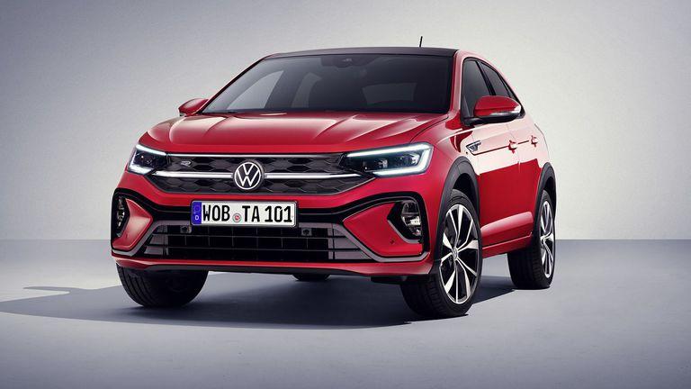 Това е новият Volkswagen Taigo