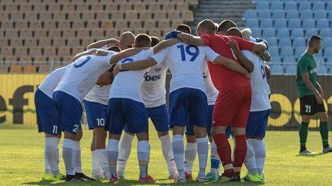 Спартак (Варна): Отсъствието на нашите феновете ни задължава да ги зарадваме с победа над Струмска слава