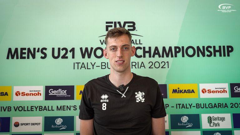 Виж волейболните звезди на бъдещето: Любослав Телкийски!🏐