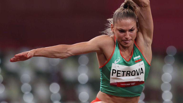 Габи Петрова не успя да преодолее квалификациите в тройния скок на Игрите в Токио