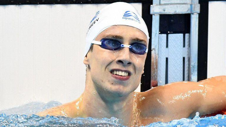 Българин с гръцки паспорт влезе с трети резултат в полуфиналите на 50 метра св. стил