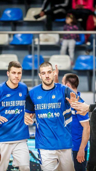 Рилски спортист и Павлин Иванов си стиснаха ръцете