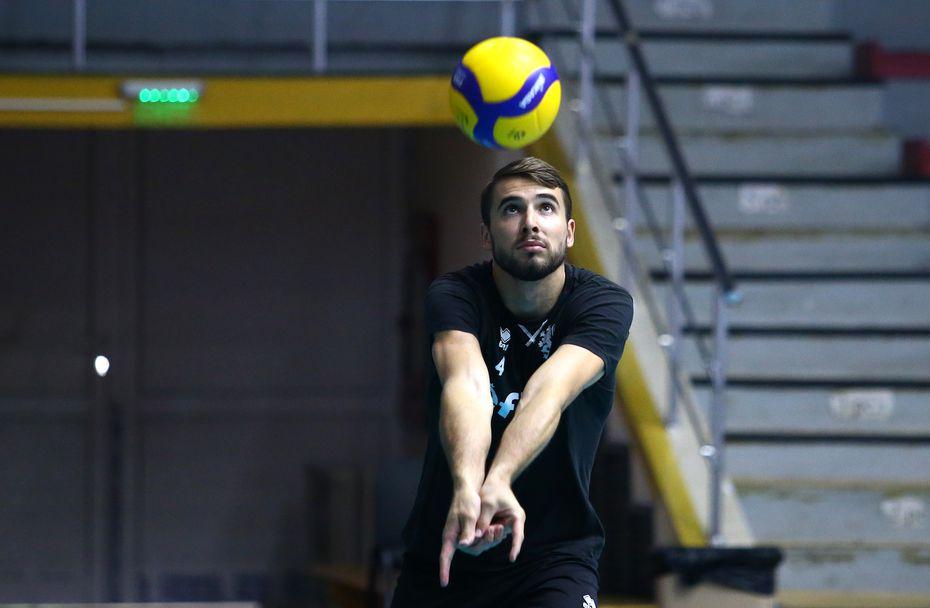 Интервю с волейболния национал Мартин Атанасов
