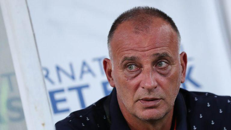 Тони Здравков: Надиграхме Славия през целия мач