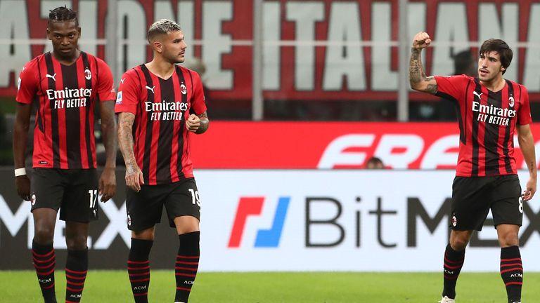 Случайност или нещо повече? Първият гол на Тонали за Милан е досущ като този на Пирло (видео)