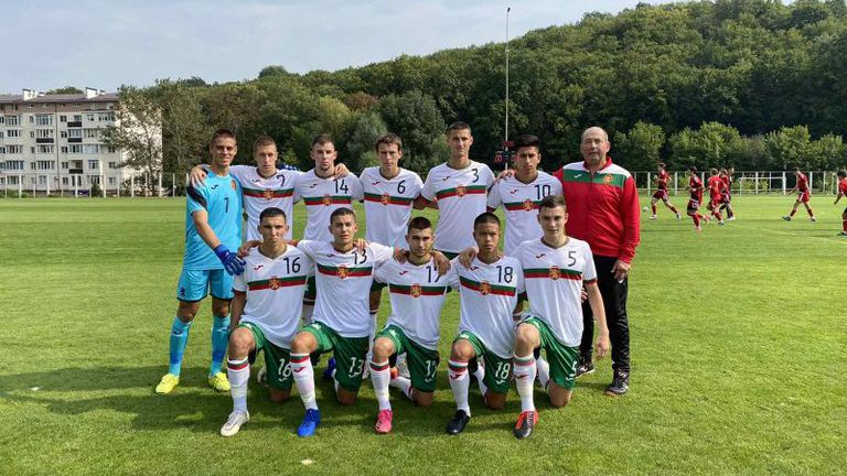 България U17 победи Грузия и спечели третото място в Украйна