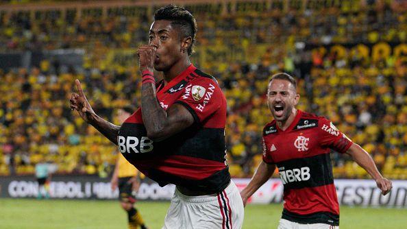 Фламенго е на финал на Копа Либертадорес след втора победа с 2:0 над Барселона Гуаякил