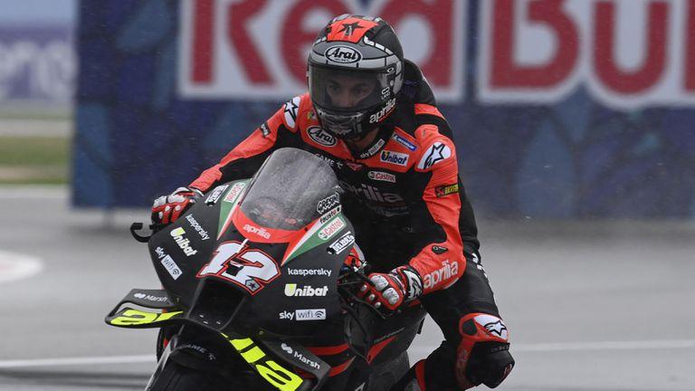 Винялес се оттегли от Гран При на Америка в MotoGP след смъртта на братовчед си
