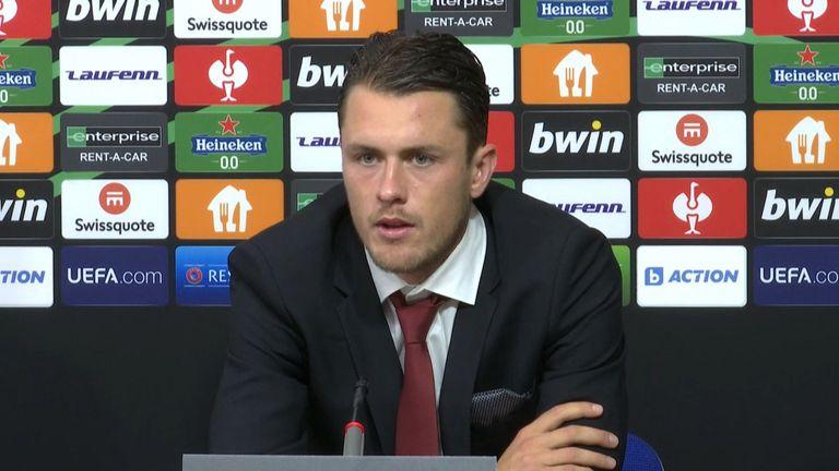 Томас Лам: Рома е фаворитът, ние ще се борим за второто място