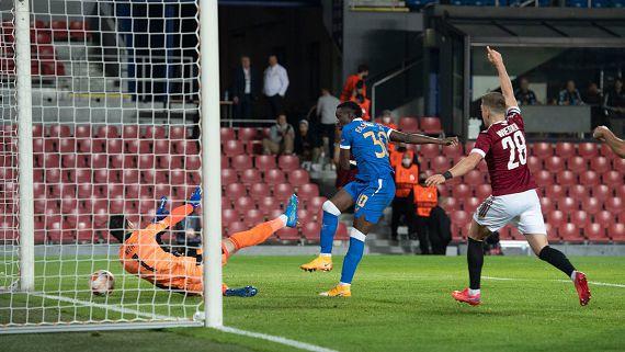 Спарта (Прага) надви Рейнджърс с 1:0, Минчев играч на мача