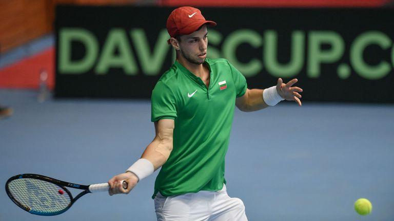 Адриан Андреев загуби от номер 135 в света на турнир в Испания