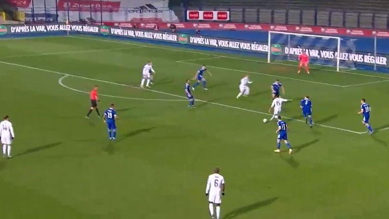 Босна и Херцеговина - Франция 0:1