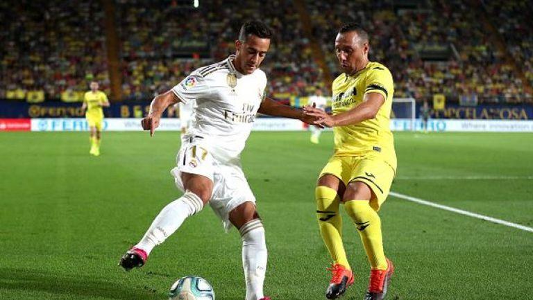 Виляреал - Реал Мадрид 2:2