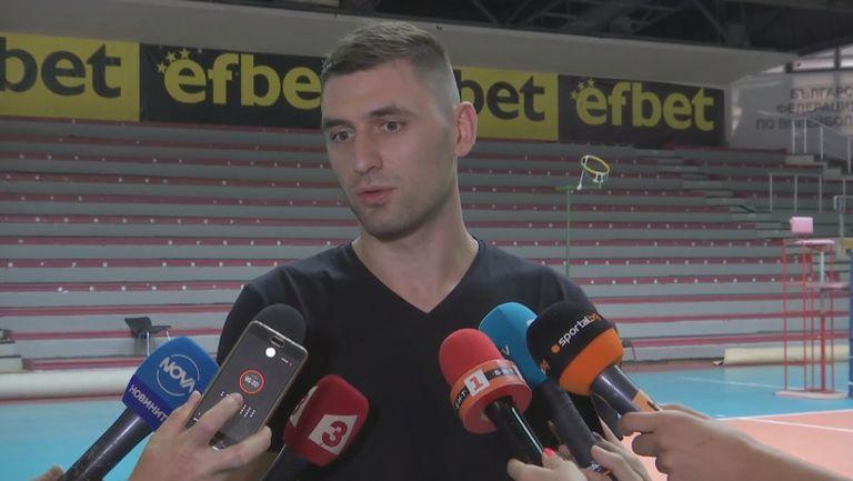 Цветан Соколов: Нека да тръгнем за Европейското с малката кошница