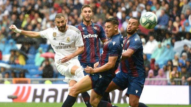 Реал Мадрид показа две лица и за малко да се издъни