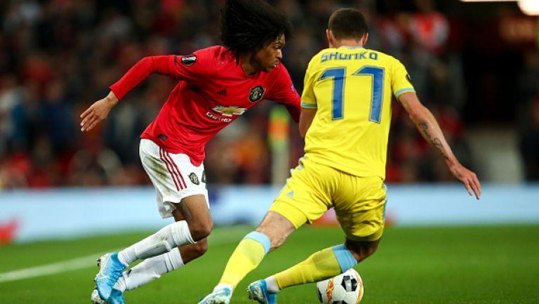 Манчестър Юнайтед - Астана 1:0