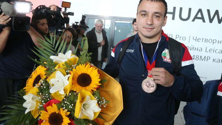 Радослав Панталеев: Бях се настроил, че да спечеля на полуфинала ще трябва да направя чудо
