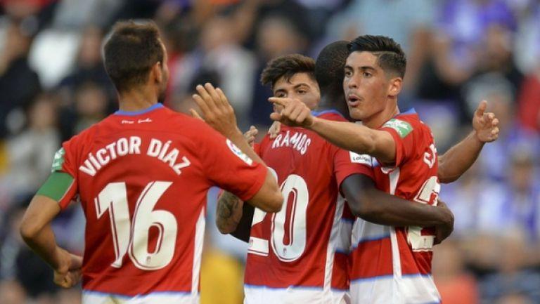 Гранада отново поведе в Ла Лига