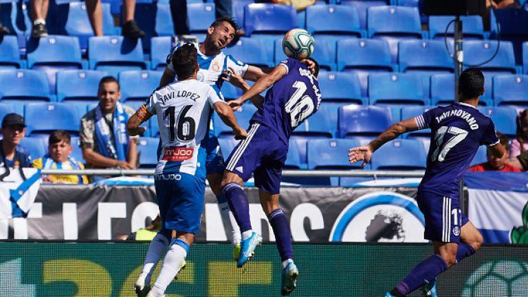 Еспаньол - Реал Валядолид 0:2