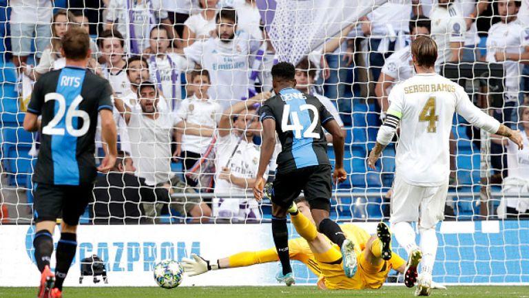 Реал се измъкна в края срещу Брюж, Кабаков изгони капитана на гостите
