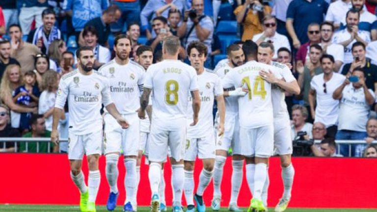 Реал Мадрид - Гранада 4:2