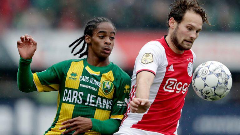 Аякс с нова победа в Холандия