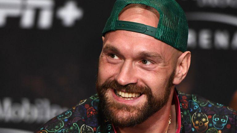 Тайсън Фюри предизвика голям интерес в WWE