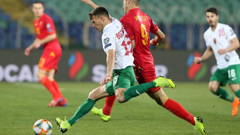 """България отново не успя! """"Лъвовете"""" вече десет мача без победа"""