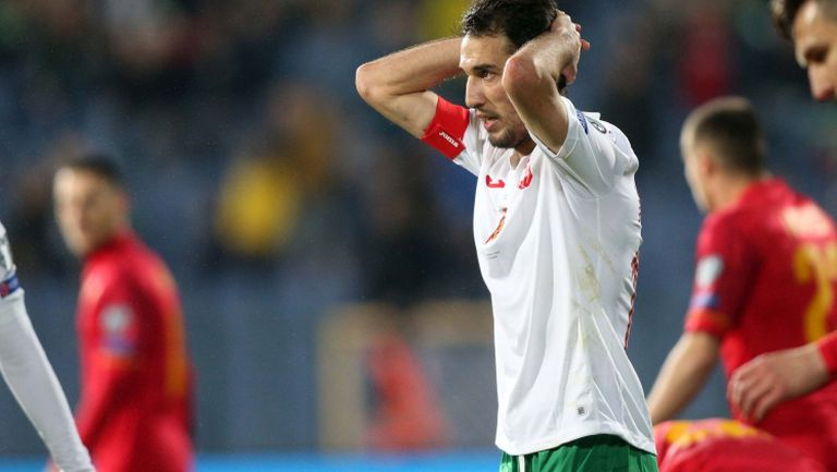 Ивелин Попов: Казах на момчетата, че има футболен Бог