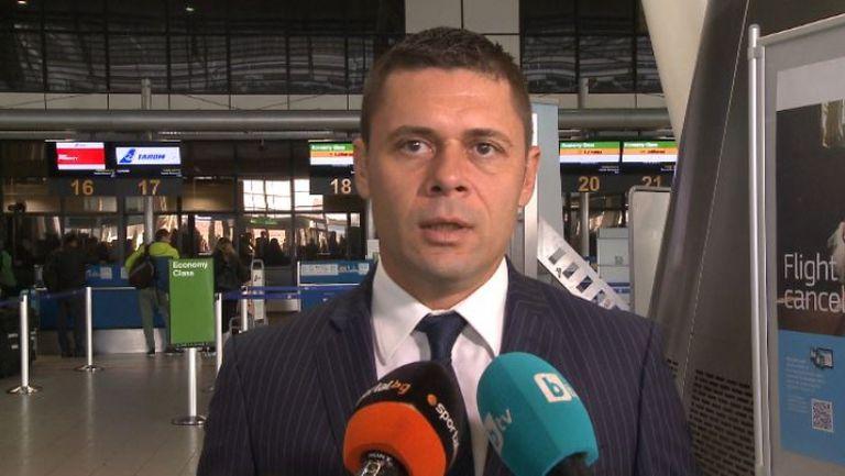Александър Димитров: Пределно сме мотивирани за мача с Латвия